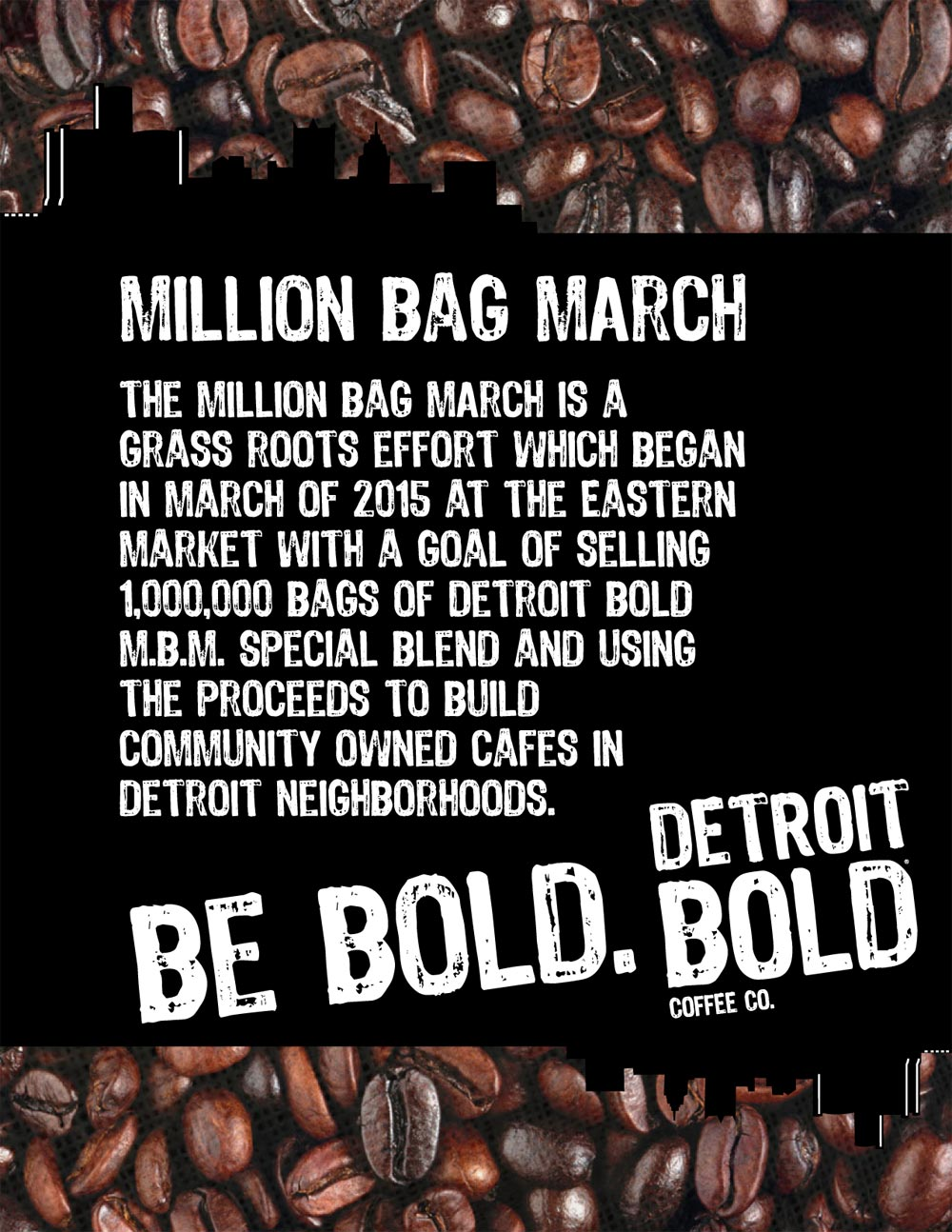 MillionBagMarch--be-bold