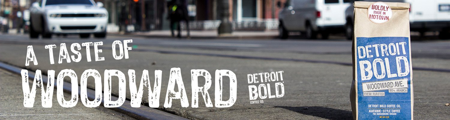 Detroit Bold Coffee