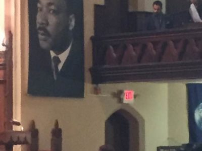 Dr. Martin Luther King Jr. Day In Detroit
