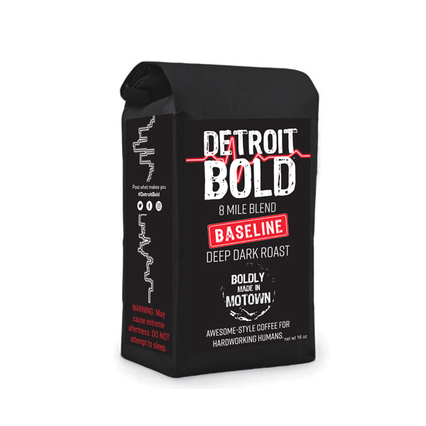 Energize With America's Boldest Coffee of Choice
