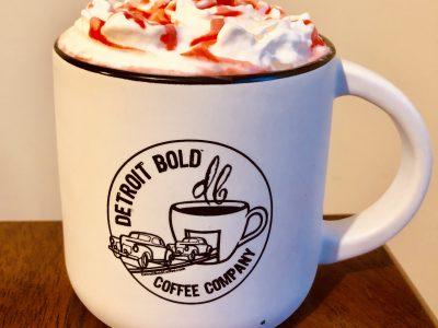Coffee recipe for halloween fun nightmare on bold stree