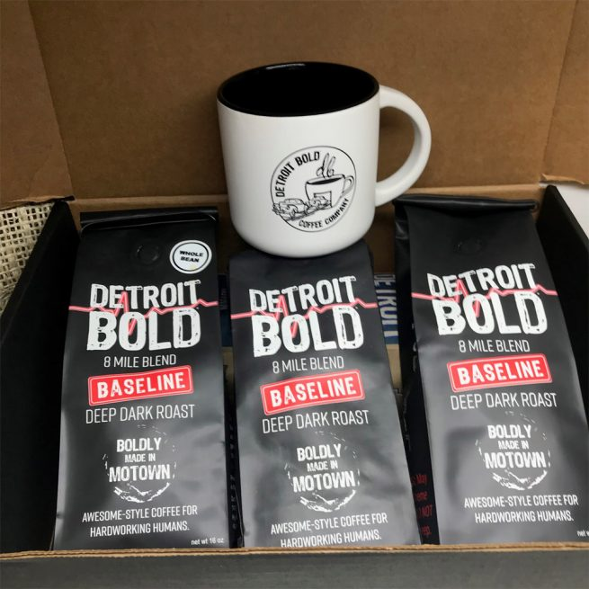 Detroit Coffee - Baseline by Detroit Bold Coffee Company