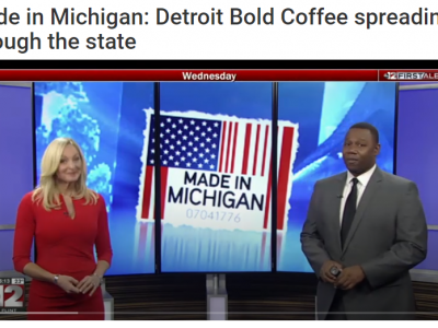 Picture of Detroit Bold news featured on ABC 12