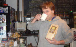 Boldest Coffee in America image of founder of Detroit Bold Coffee Company