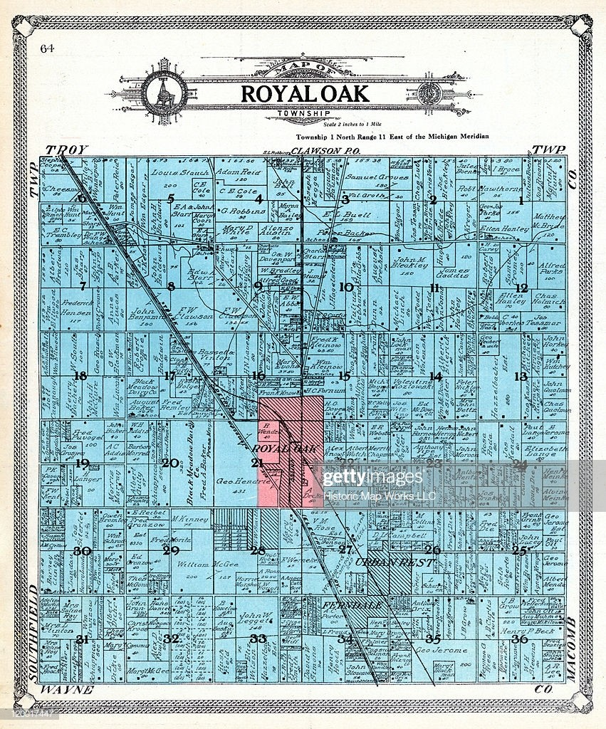 8-Mile & Woodward: GO! Royal Oak Township