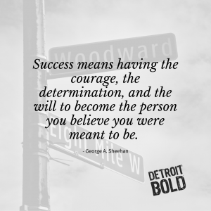 detroit bold coffee success quote