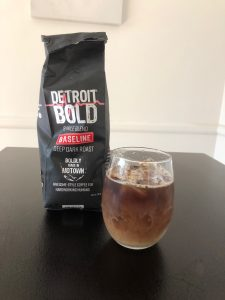 image of iced coffee made from home